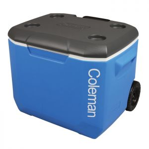 Coleman 60QT Performance Wheeled Cool Box - 56 Litres