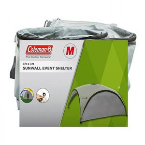 Coleman Event Shelter Pro M Sunwall - Silver