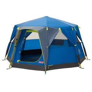 Coleman OctaGo 4 Tent, Blue – 2021