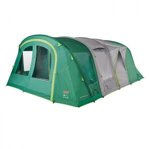 Coleman Valdes Air 6XL Deluxe Blackout Tent, Green – 2021