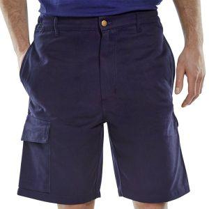 Portwest Combat Shorts – Navy