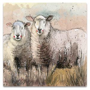 Alex Clark Sheep Companions Fridge Magnet