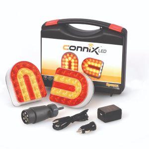 Connix LED Wireless Trailer Lights - 12V/24V