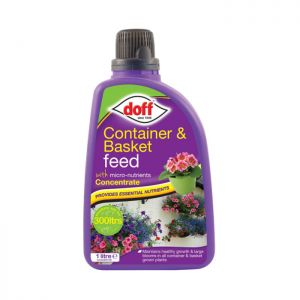 Doff Container & Basket Feed - 1 Litre