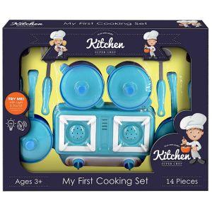 Super Chef Kitchen My 1st Cooking Set