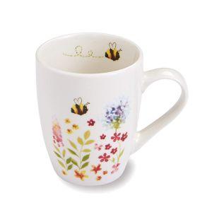Cooksmart Bullet Mug - Bee Happy