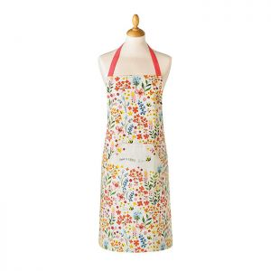 Cooksmart Cotton Apron - Bee Happy