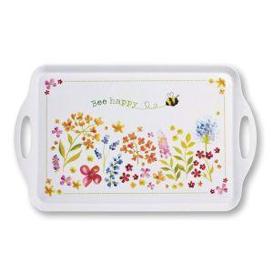 Cooksmart Large Tray - Bee Happy