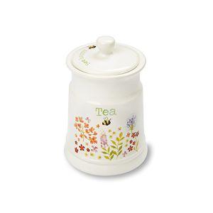 Cooksmart Tea Canister - Bee Happy