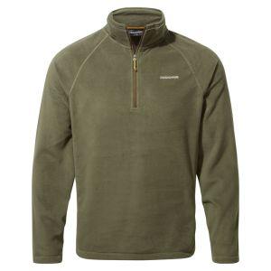 Craghoppers Men's Corey VI Half Zip Fleece – Woodland Green