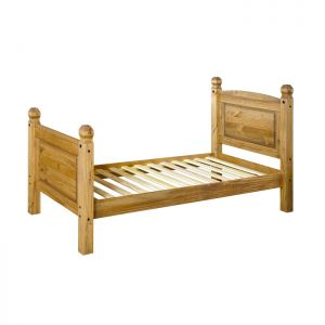 Stamford Natural High End Bed - Single