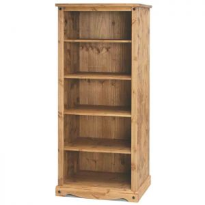 Stamford Natural Open Bookcase