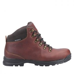 Cotswold Men's Kingsway Mid Height Boots - Brown