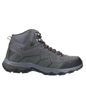 Cotswold Men's Wychwood Mid Walking Boots – Grey