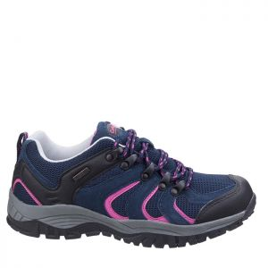 Cotswold Women's Stowell Low Walking Shoes – Navy