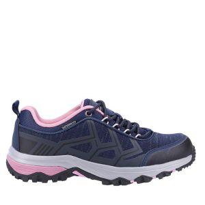 Cotswold Women's Wychwood Low Walking Shoes - Navy