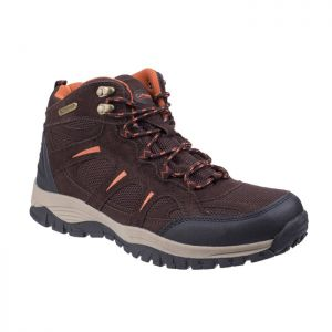 Cotswold Men's Stowell Hiking Boots – Dark Brown