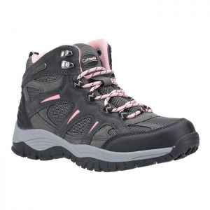 Cotswold Women's Stowell Hiking Boots – Grey
