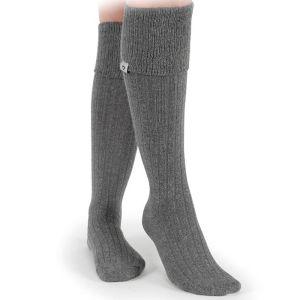Shires Aubrion Cottonwood Boot Socks - Grey