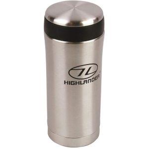 Highlander Thermal Mug, 330ml - Silver