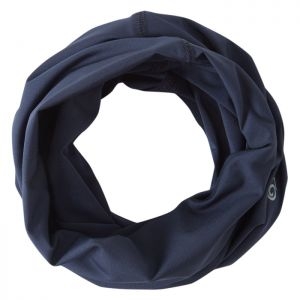 Craghoppers HEIQ Viroblock Neck and Face Scarf – Blue Navy Marl