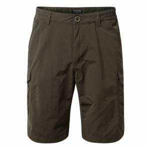 Craghoppers Men's NosiLife Cargo II Shorts – Woodland Green