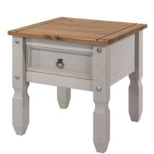 Stamford Grey - Lamp Table