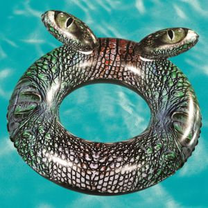 Bestway - Croc Swim Ring