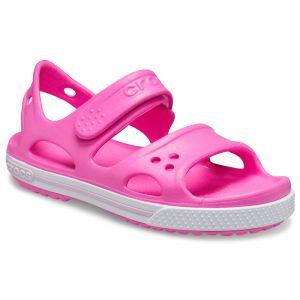 Crocs Children's Crocband™ II Sandal – Electric Pink