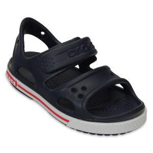 Crocs Children's Crocband™ II Sandal – Navy/White