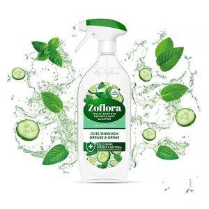 Zoflora Multipurpose Disinfectant Cleaner, 800ml – Cucumber & Mint