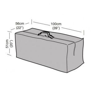 Garland Cushion Bag - Black