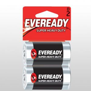 Eveready Super 2D - 2 Pack