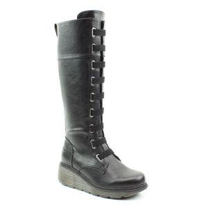 Heavenly Feet Women's Dakota Tall Boot – Black