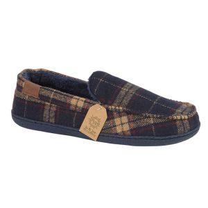 Jo & Joe Men's Dalesway Slippers - Navy