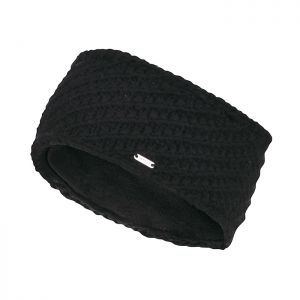 Dare 2b Women's Persona II Knitted Fleece Headband – Black