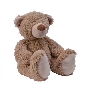Sitting Teddy Bear Plush – Medium
