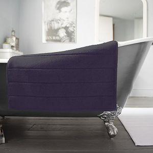 Deyongs Luxury Terry Bath Mat – Aubergine