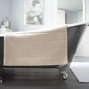 Deyongs Luxury Terry Bath Mat – Biscuit