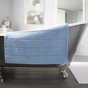 Deyongs Luxury Terry Bath Mat – Cobalt
