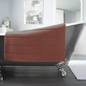 Deyongs Luxury Terry Bath Mat – Copper