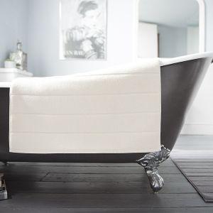 Deyongs Luxury Terry Bath Mat – Cream