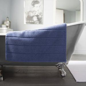 Deyongs Luxury Terry Bath Mat – Denim