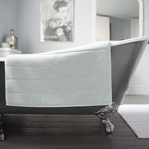 Deyongs Luxury Terry Bath Mat – Eggshell