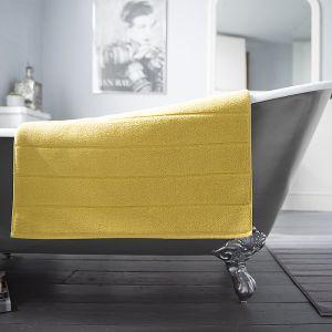 Deyongs Luxury Terry Bath Mat – Saffron