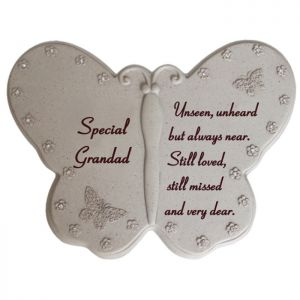 David Fischhoff Memorial Butterfly Book - Special Grandad
