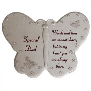David Fischhoff Memorial Butterfly Book - Special Dad