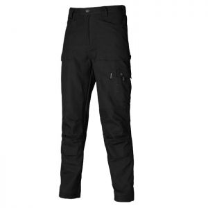 Dickies Eisenhower Multi-Pocket Trousers - Black