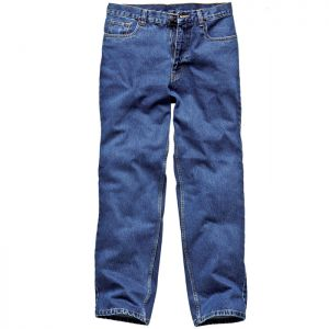 Dickies Stone Washed Work Jeans - Blue