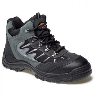 Dickies Storm Women's Safety Hiker Trainer - Grey